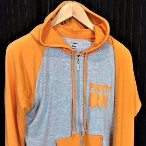 Zumba Gold zip up hoodie jacket – Women Large